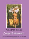 Songs of Innocence (Dover Fine Art, History of Art) - William Blake