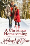 A Christmas Homecoming (Bar V5 Ranch) - Melissa McClone