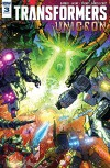 Transformers: Unicron #3 (of 6) - John Barber
