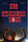All American Boys by Jason Reynolds (2015-09-29) - Jason Reynolds; Brendan Kiely;