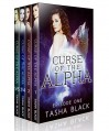 Curse of the Alpha: The Complete Bundle (Episodes 1-6): A Tarker's Hollow BBW Shifter Romance - Tasha Black