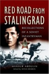 Red Road From Stalingrad: Recollections of a Soviet Infantryman - Mansur Abdulin, Artem Drabkin