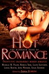 The Mammoth Book of Hot Romance (Mammoth Books) - Sonia Florens