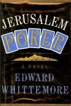 Jerusalem Poker: a novel  (The Jerusalem Quartet, Volume 2) - Edward Whittemore