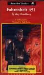 Fahrenheit 451 - Ray Bradbury, Paul Hecht