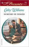 Secretary on Demand - Cathy Williams
