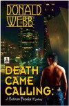 Death Came Calling - Donald Webb
