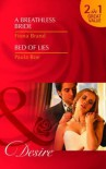 A Breathless Bride / Bed of Lies - Fiona Brand, Paula Roe