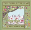 The Three Little Pigs - Paul Galdone, Joanna C. Galdone