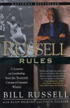 Russell Rules: 11 Lessons on Leadership from the Twentieth Century's Greatest Winner - Bill Russell, David Falkner