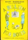 A Billion for Boris - Mary Rodgers