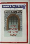 The Name of the Rose - Umberto Eco, William Weaver, Alexander Addams