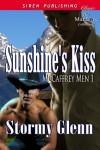 Sunshine's Kiss {McCaffrey Men 1] (Siren Publishing Classic ManLove) - Stormy Glenn