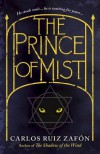 The Prince of Mist (Mist, #1) - Carlos Ruiz Zafón