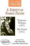A Steetcar Named Desire - Tennessee Williams, Gilles Menegaldo