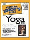 The Complete Idiot's Guide to Yoga - Joan Budilovsky, Eve Adamson