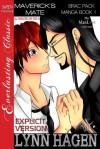 Maverick's Mate [Brac Pack Manga Book 1] - Lynn Hagen