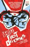 Vertigo: First Offenses - Grant Morrison, Garth Ennis, Bill Willingham, Matt Wagner, Mike Carey, Guy Davis, Steve Dillon, Scott Hampton, Steve Leialoha, Lan Medina, Steve Yeowell