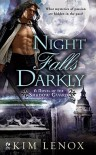 Night Falls Darkly - Kim Lenox