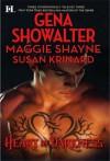Heart Of Darkness - Maggie Shayne, Gena Showalter, Susan Krinard