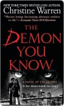 The Demon You Know (The Others, #3) - Christine Warren