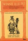 Winnie ille Pu - Alexander Lenard, A.A. Milne