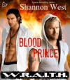 Blood Prince - Shannon West