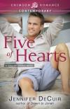 Five of Hearts - Jennifer DeCuir