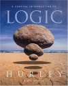 A Concise Introduction to Logic (Book & CD-ROM) - Patrick J. Hurley