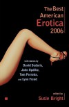 The Best American Erotica 2006 - Susie Bright