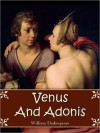 Venus And Adonis - William Shakespeare