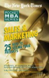 Sales & Marketing - Michael A. Kamins