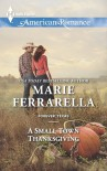 A Small Town Thanksgiving - Marie Ferrarella
