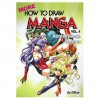 More How To Draw Manga Volume 4: Mastering Bishoujo Characters - Go Office