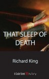 That Sleep of Death: A Sam Wiseman Mystery - Richard King