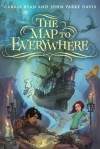 The Map to Everywhere - Carrie Ryan and John Parke Davis