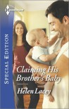 Claiming His Brother's Baby - Helen Lacey