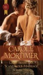 Lady Arabella's Scandalous Marriage (Harlequin Historical) - Carole Mortimer