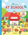 Little Detectives At School: A LOOK and FIND Book - Baretti