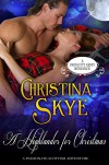 A Highlander for Christmas (Draycott Abbey Paranormal Romance Book 7) - Christina Skye