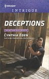 Deceptions (The Battling McGuire Boys) - Cynthia Eden