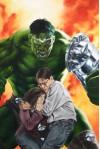 Hulk: WWH - Front Line - Ramón F. Bachs, Paul Jenkins