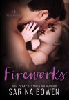Fireworks (True North #6) - Sarina Bowen