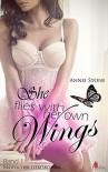 She flies with her own Wings - Annie Stone