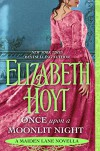 Once Upon a Moonlit Night: A Maiden Lane Novella - Elizabeth Hoyt