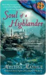 Soul of a Highlander (Daughters of the Glen, #3) - Melissa Mayhue