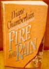 Fire and Rain - Diane Chamberlain