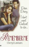 Remember Me - Cheryl Lanham