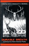 Durable Breath: Contemporary Native American Poetry - John E. Smelcer