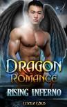 DRAGON ROMANCE: Rising Inferno (Paranormal BBW Dragon Shifter Menage Romance) (Dark Alpha Dragon Series Book 1) - Lucile Wild